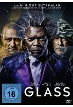 Glass DVD-Cover