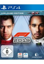 F1 2019 (Jubiläums Edition) Cover