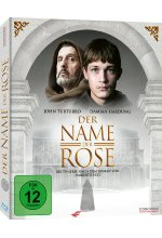Der Name der Rose - Limitierte Sonderedition  [2 BRs] Blu-ray-Cover