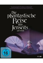 Die phantastische Reise ins Jenseits - Mediabook Cover B  (+ DVD)  [2 BRs] Blu-ray-Cover