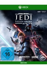 Star Wars Jedi - Fallen Order Cover