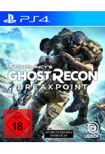 Tom Clancy's Ghost Recon - Breakpoint Cover