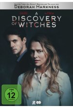 A Discovery of Witches - Staffel 1  [2 DVDs] DVD-Cover