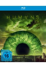 Humans - Die Komplette Staffel 3  [2 BRs] Blu-ray-Cover