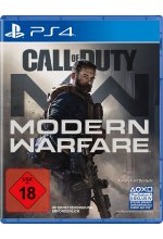 Call of Duty 16 - Modern Warfare Cover