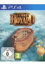 Fort Boyard Cover