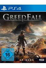 GreedFall Cover