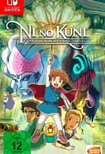 Ni No Kuni: Der Fluch der weissen Königin Remastered Cover
