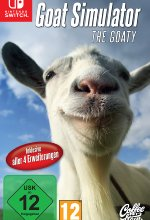 Goat Simulator- The Goaty Cover