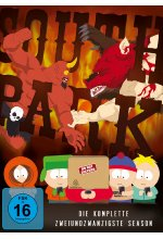 South Park - Die komplette zweiundzwanzigste Season DVD-Cover