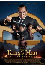 The King's Man - The Beginning DVD-Cover