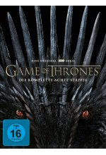 Game of Thrones - Staffel 8  [4 DVDs] DVD-Cover