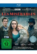 Les Miserables  [2 BRs] Blu-ray-Cover