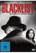 The Blacklist - Die komplette sechste Season  [6 DVDs] DVD-Cover