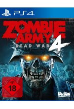 Zombie Army 4 - Dead War Cover