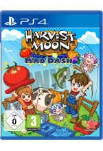 Harvest Moon - Mad Dash Cover