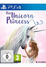 The Unicorn Princess Cover