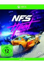 Need for Speed Heat Cover