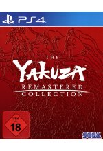 The Yakuza Remastered Collection (Day One Editon) Cover