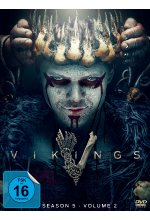 Vikings - Season 5.2  [3 DVDs] DVD-Cover