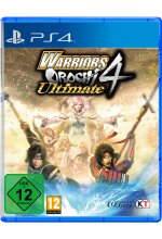 Warriors Orochi 4 Ultimate Cover