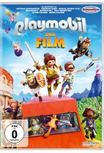 Playmobil - Der Film DVD-Cover