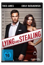Lying and Stealing DVD-Cover