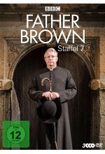 Father Brown - Staffel 7  [3 DVDs] DVD-Cover
