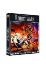 Robot Wars (Full Moon Classic Selection Nr. 05) - Limited Edition Blu-ray-Cover