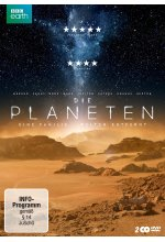 Die Planeten  [2 DVDs] DVD-Cover