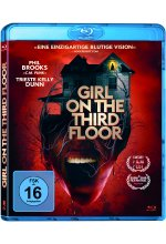 Girl on the Third Floor Blu-ray-Cover