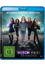 The Witch Files - Der Hexenzirkel Blu-ray-Cover