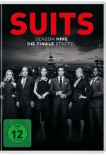 Suits - Season 9  [3 DVDs] DVD-Cover