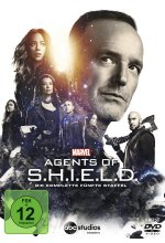 Marvel's Agents of S.H.I.E.L.D. - Staffel 5  [6 DVDs] DVD-Cover