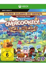Overcooked! - All You Can Eat Cover