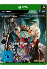 Devil May Cry 5 - Special Edition Cover