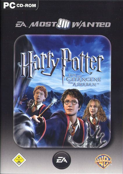 harry potter computerspiel